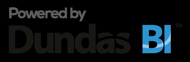 Dundas Powered By Logo